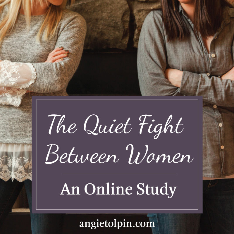 The Quiet Fight Between Women