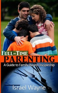 New-Full-Time-Parenting-Book-Cover