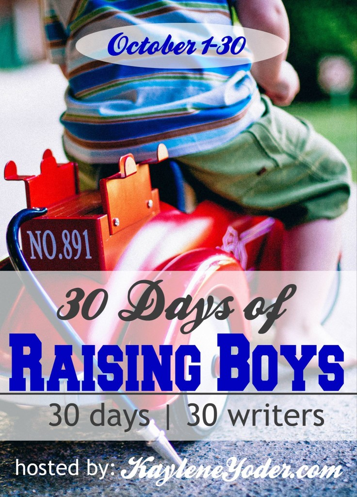 30 Days of Raising Boys - @mferrell
