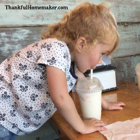 Olivia Grace Milkshake